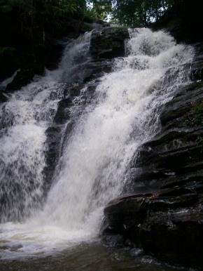 Cachoeira em Alto Alegre