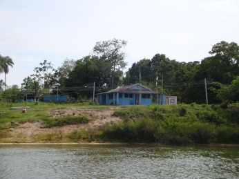 Quilombola Santo Antonio no Vele do Guaporé