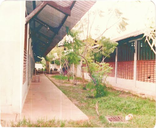 E.E.E.F.M. Raimundo Euclides Barbosa em Pimenta anos 80